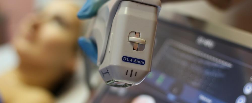 Ультразвуковой лифтинг 3D HIFU 11 линий
